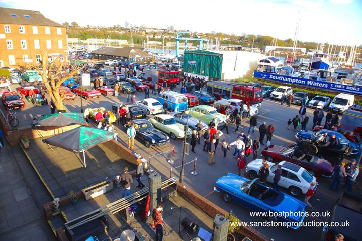 Kennet Valley TR Group 'November' Mid Monthly - CLASSIC and Supercars on the Quay
