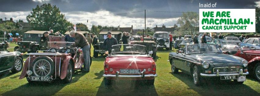 Kennet Valley TR Group 'October' Mid Monthly,  Classic & Sports Car - Thatcham Classic