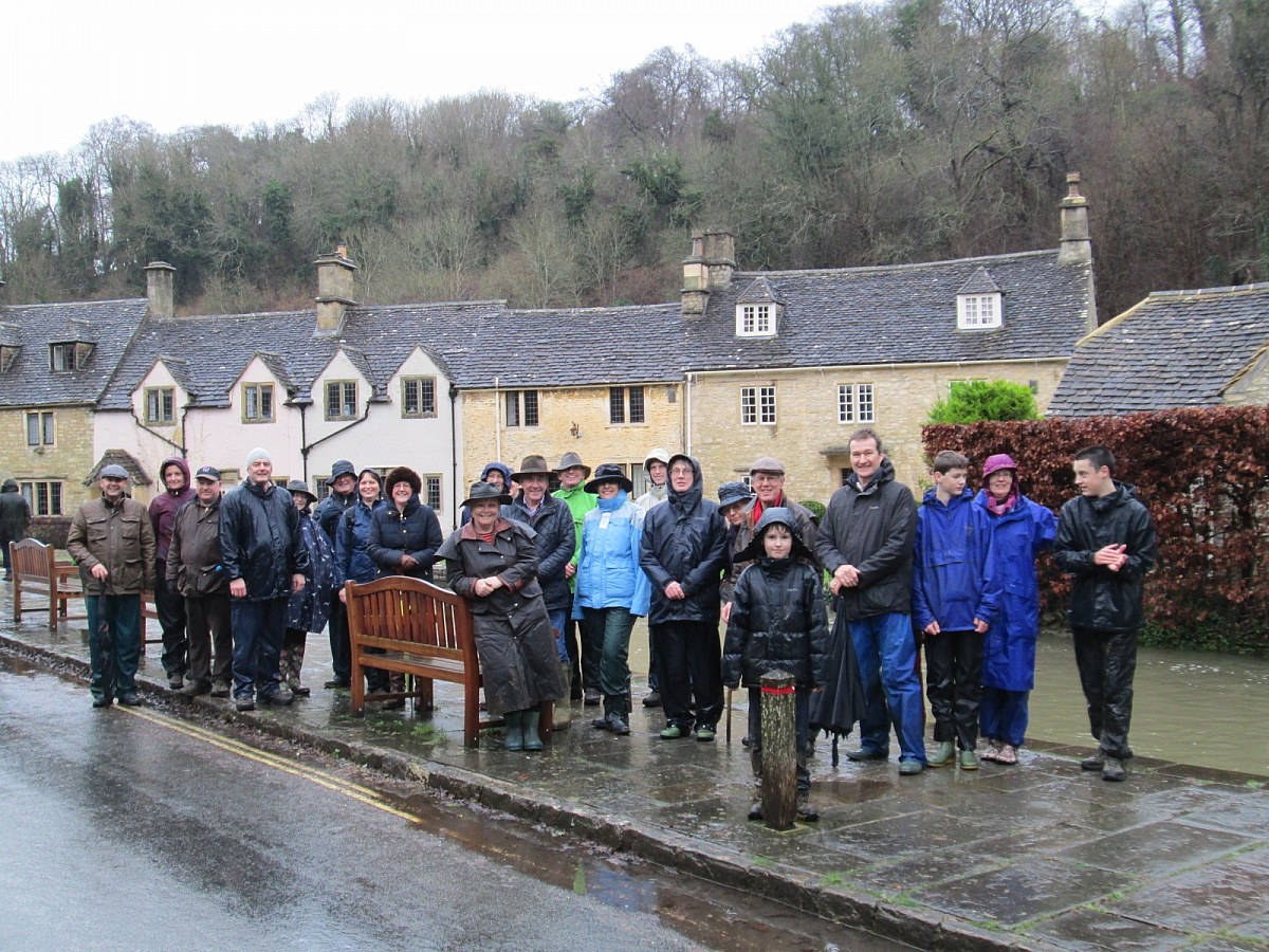 New Year Walk 3rd January 2016