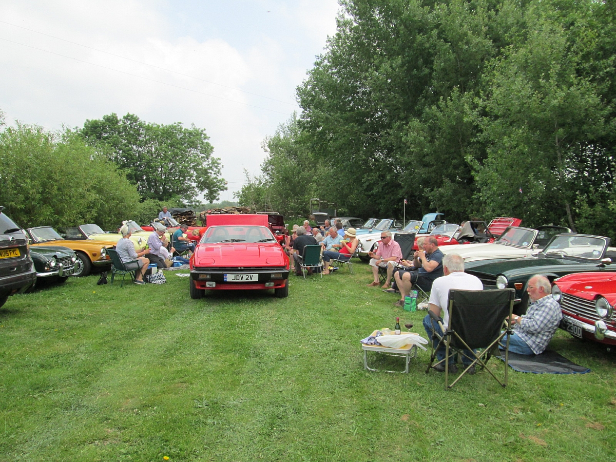 Somerset Splendours Run - 5th June 2016