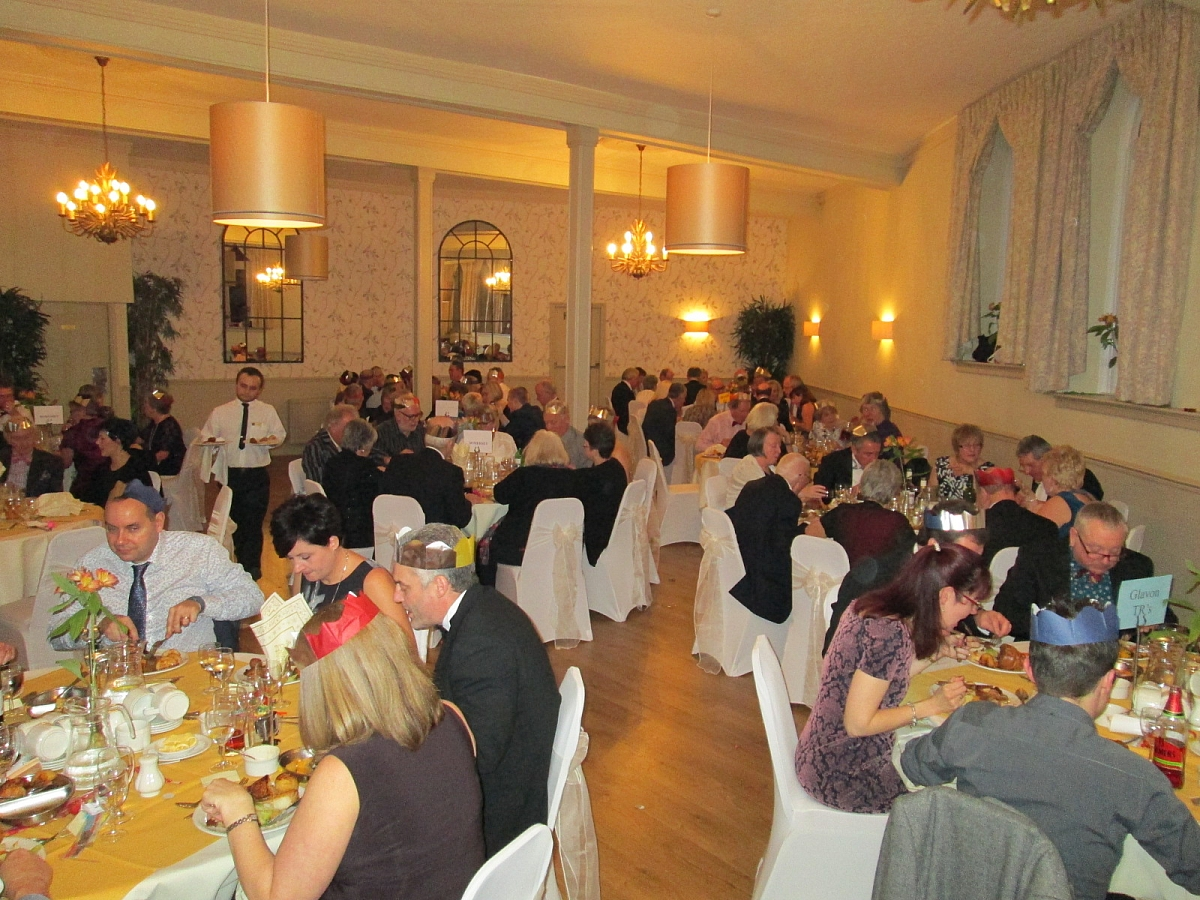 Limpley Stoke Party Weekend 15th-17th January 2016