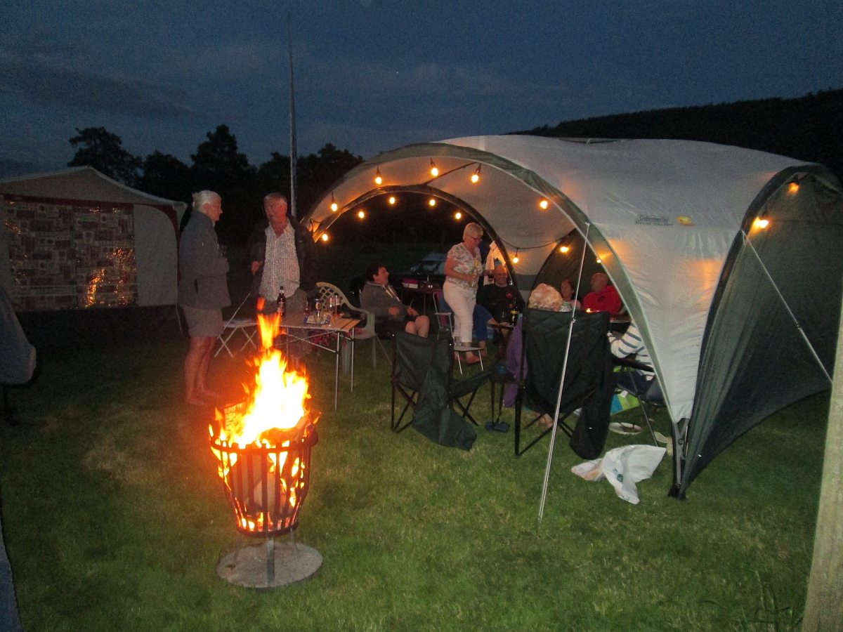 Clun Camping Weekend - 22nd-24th July 2016