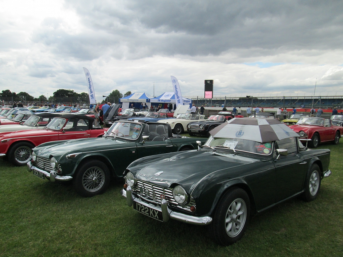 Silverstone Classic Weekend - 29th-31st July 2016