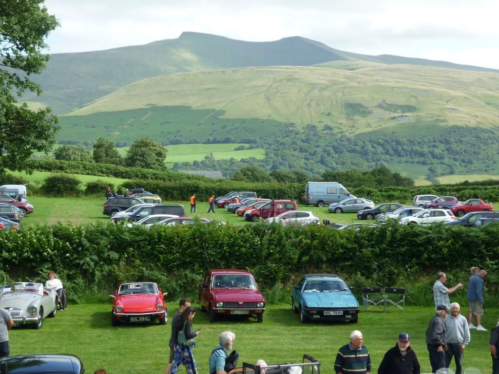 Brecon Classic Motor Show