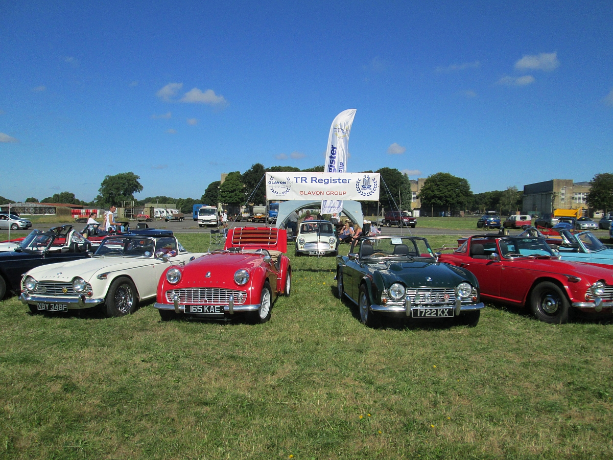 Gloucestershire Steam Extravaganza - 6th August 2016