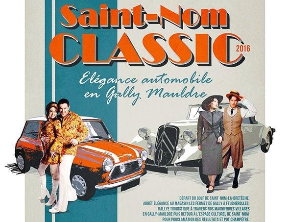 1st Saint Nom La Breteche, CLASSIC SHOW, near Paris, France