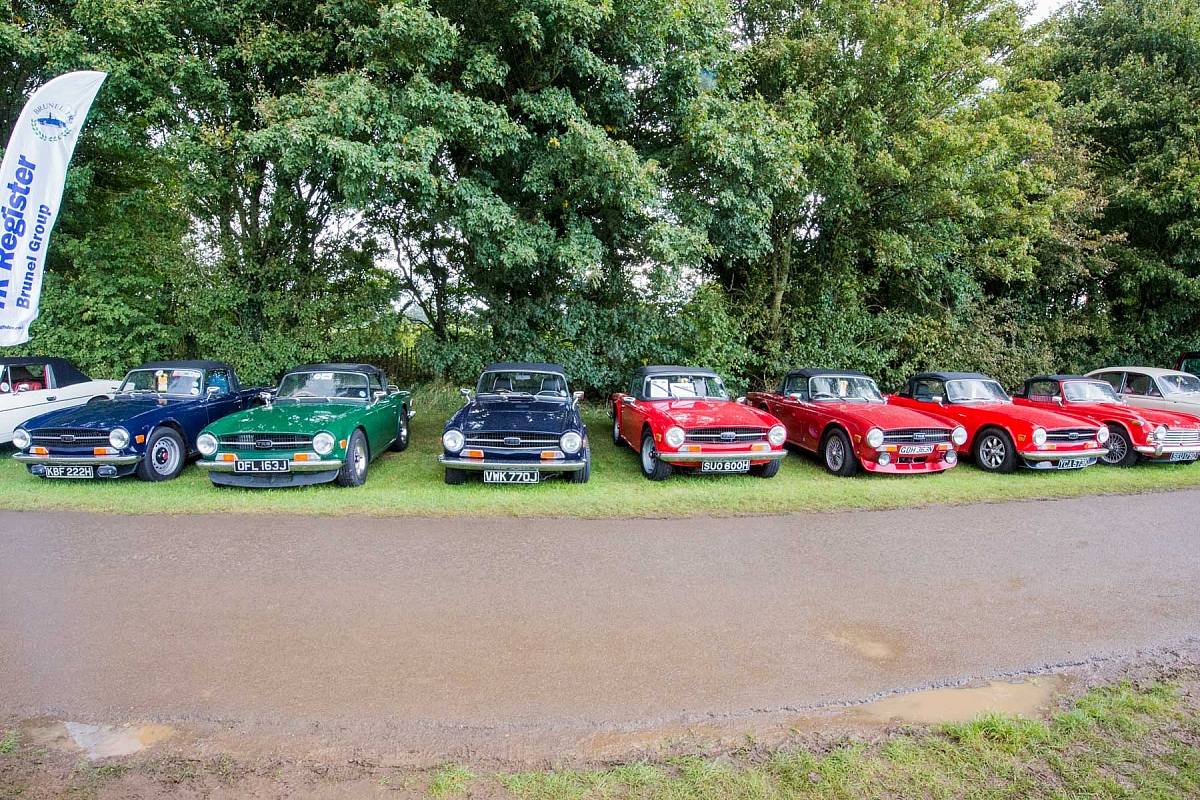 Brunel Group - Autumn Classic at Castle Combe