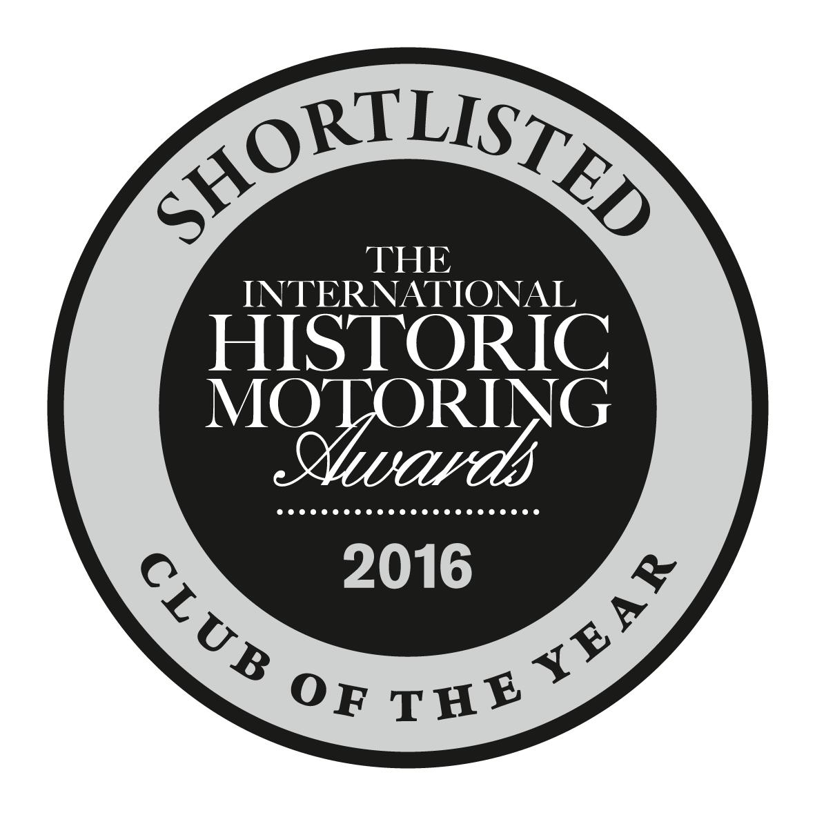 TR Register Shortlisted in the 2016 International Historic Motoring Awards