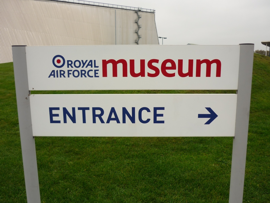 Visit to RAF Cosford