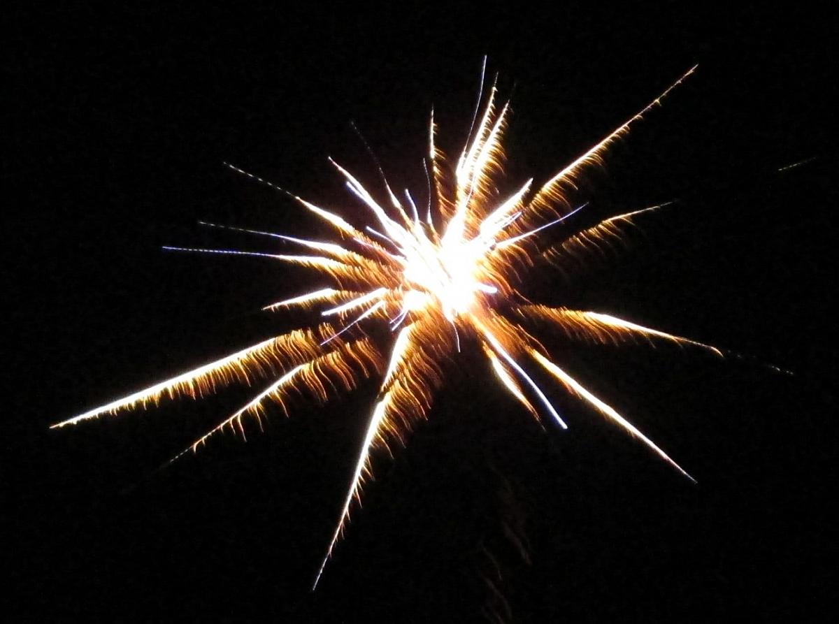 Glavon Fireworks Party - 5th November 2016