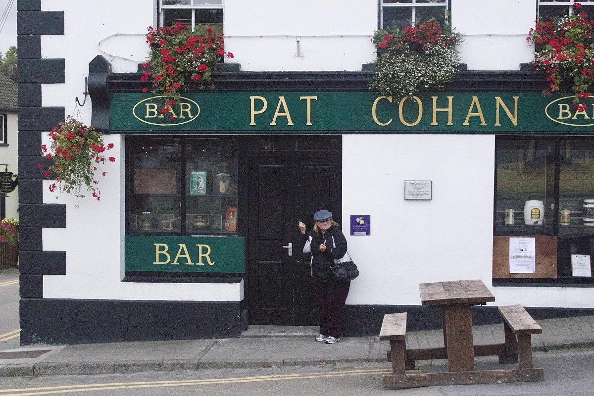 Back to Ireland-The Last Lap