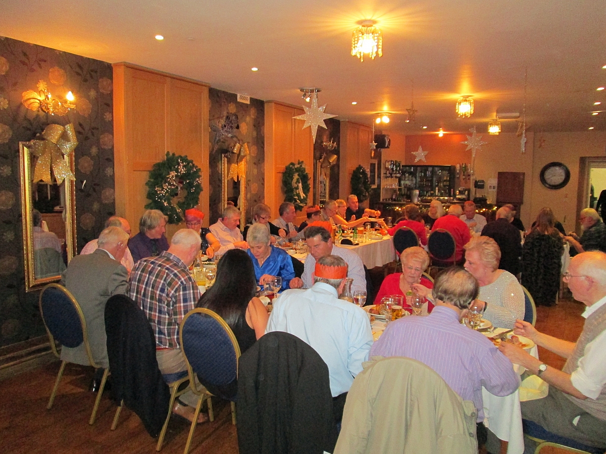 Christmas Party - 3rd December 2016