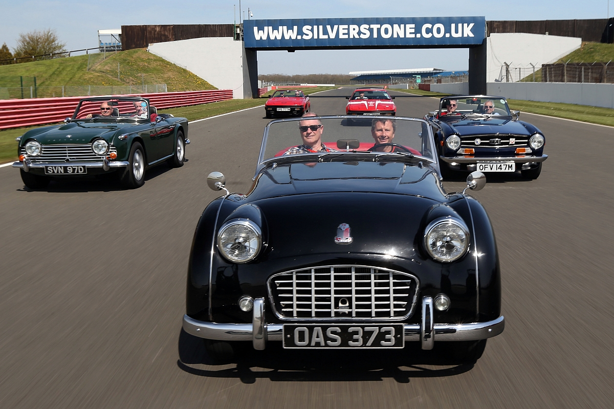 Revised Dates for 2017 Silverstone Classic