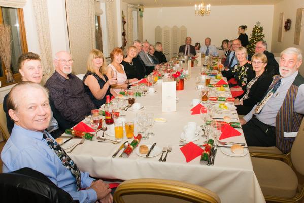 Brunel Christmas Dinner - 10 December 2016