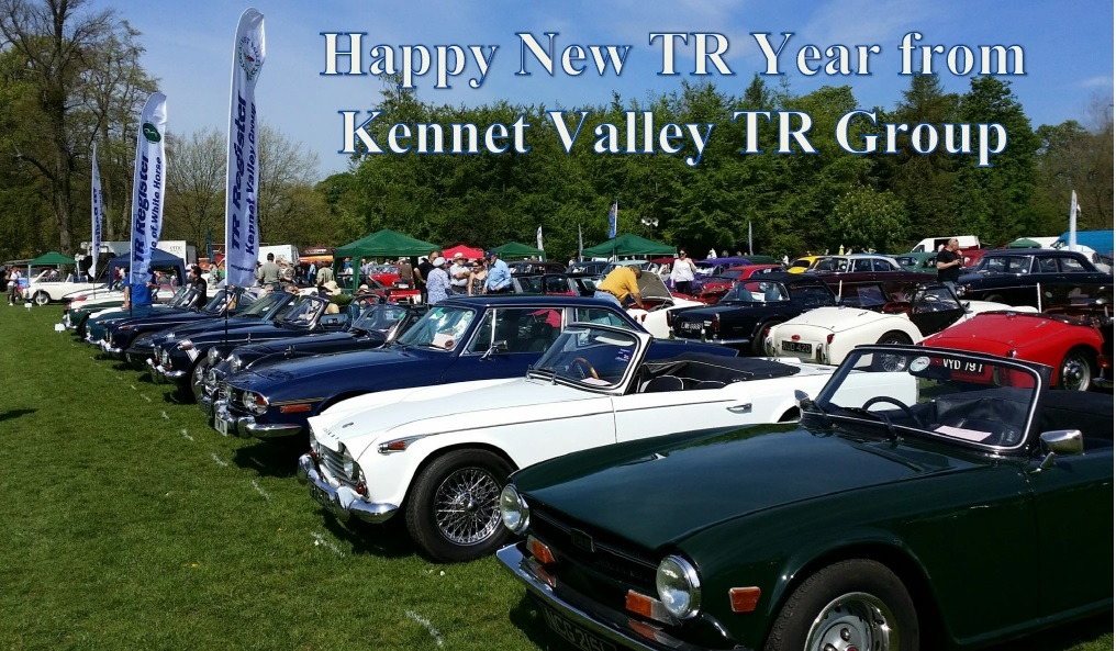 First Meeting of 2017 for Kennet Valley TR Group