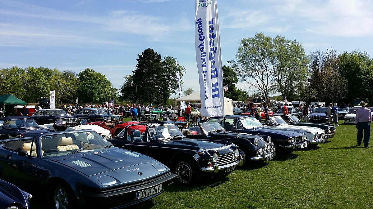 REMINDER - Basingstoke Festival of Transport  14th May - your applications are needed by 31st March