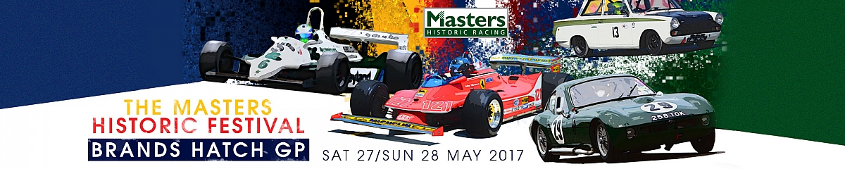 Kent Group | Brands Hatch Masters Historic Festival