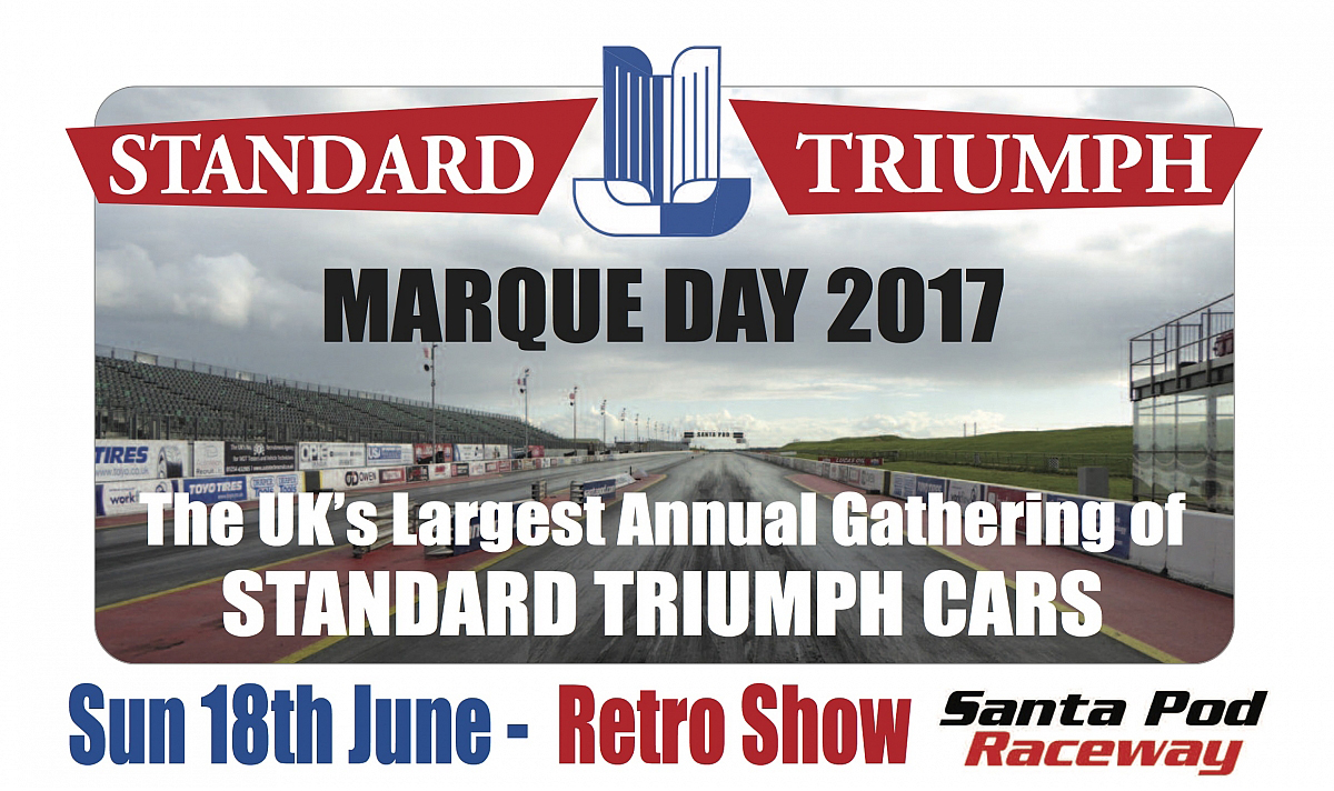 Kent Group | Standard Triumph Marque Day