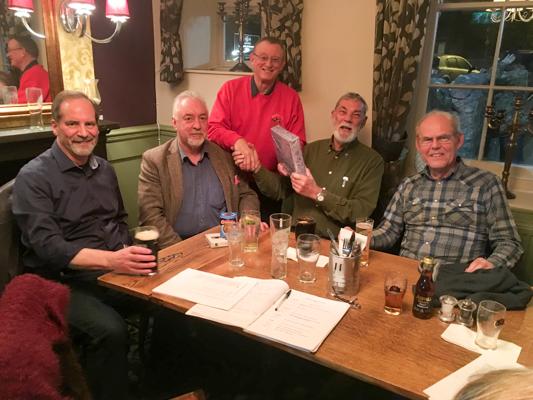 The Brunel 2017 Quiz Night - 18 January 2017
