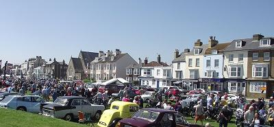 Kent Group | Whitstable Classic Motor Show