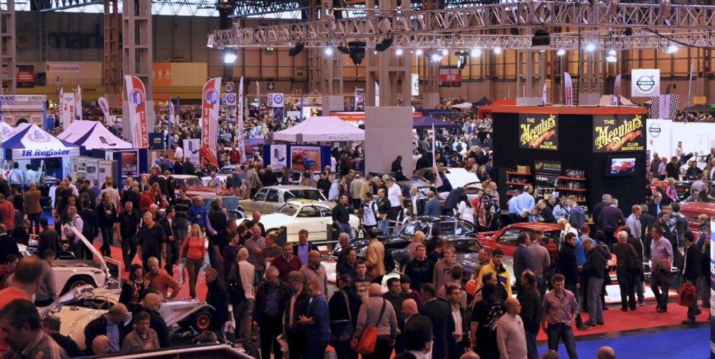 Kent Group | Birmingham NEC Classic Motor Show