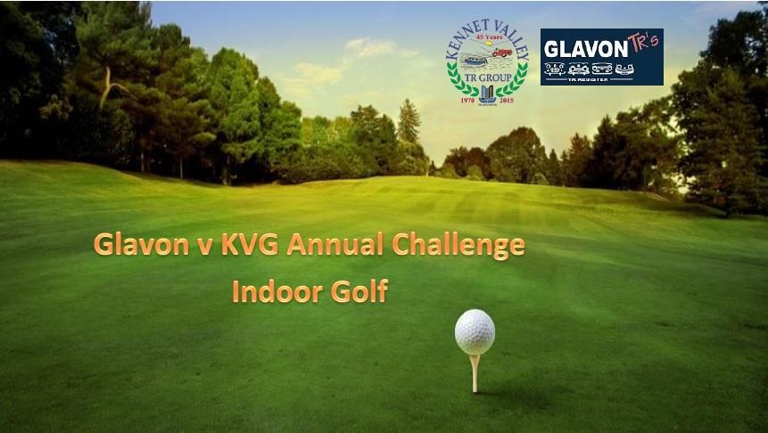 KVG vs Glavon Annual  Challenge - Golf Tournament