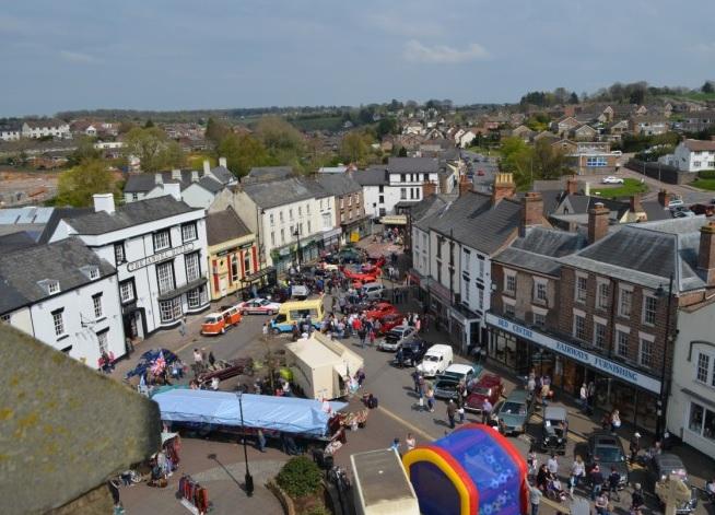 Grinnall Register is attending Coleford Carnival of Transport - Easter Monday 2017