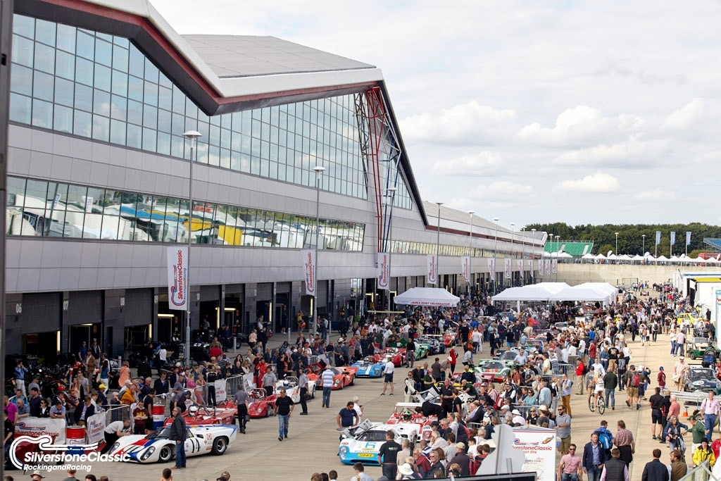 Brunel Group - Silverstone Classic