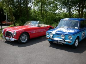 Brunel Group - ACE Classic Tour (Bristol Pegasus Motor Club)