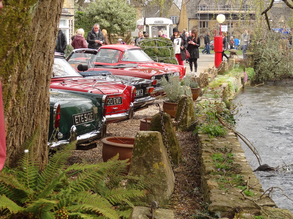 Staffs and Warks Drive it day