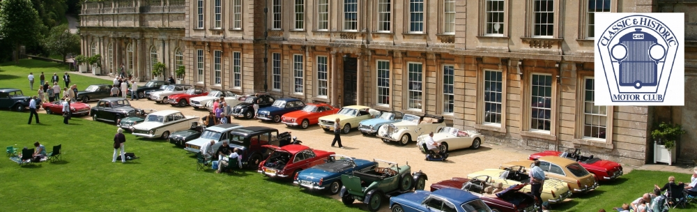 Brunel Group Drive It Day - Classic and Historic Motor Club Ltd