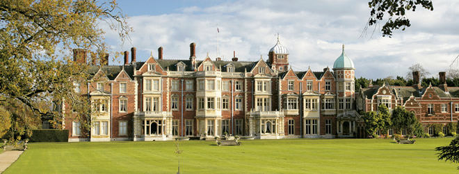 Sandringham House & Gardens, Thursday 25th May