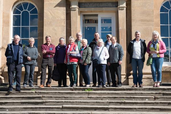 Brunel Visit to Kings Weston House