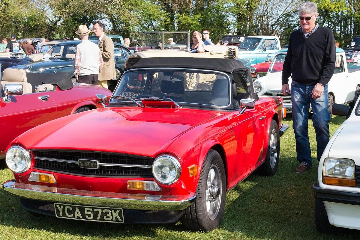Redhill Club - Classic Car Meet