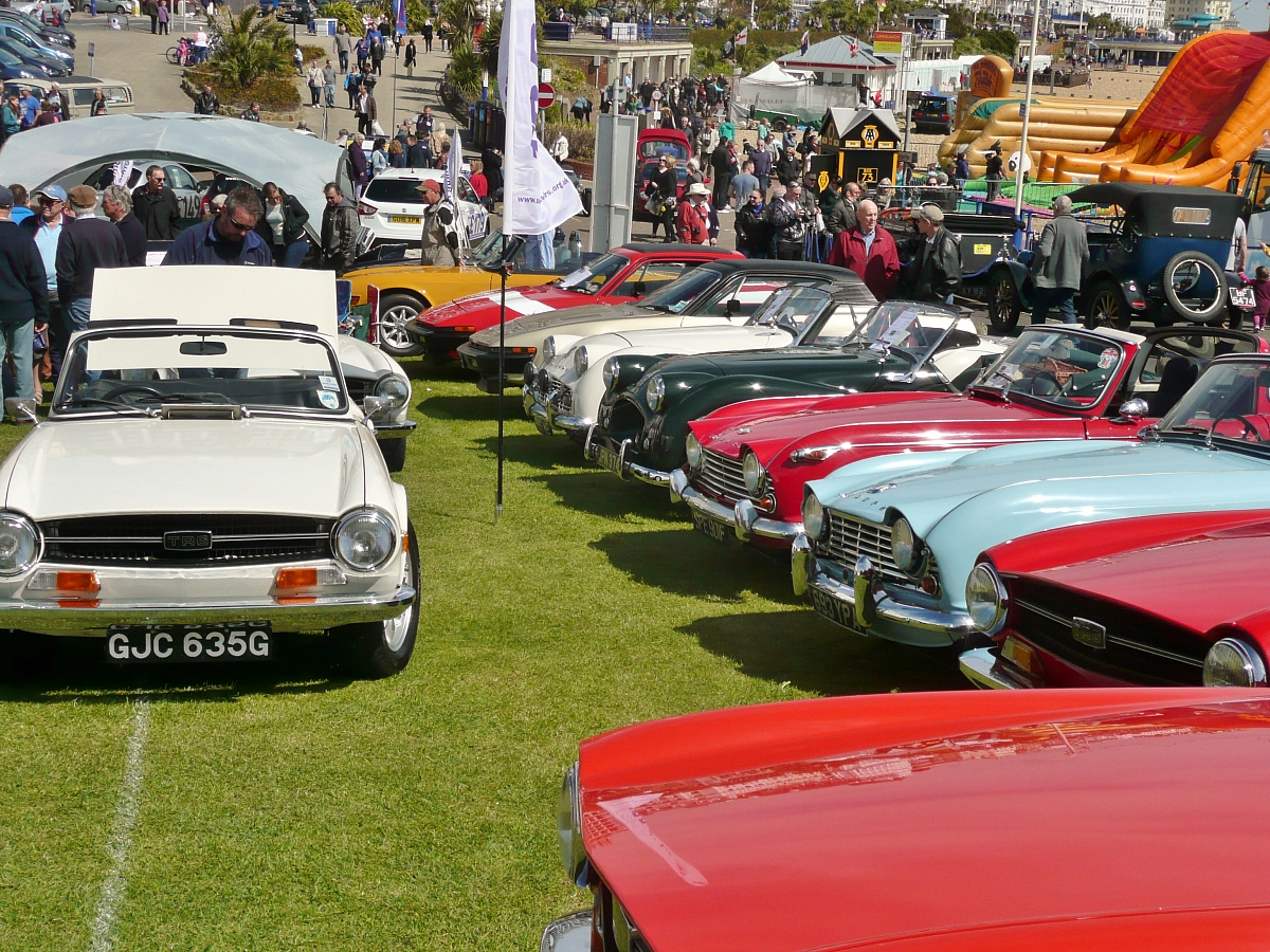 Magnificent Motors Eastbourne Saturday 29th April 2017 - Entries closed