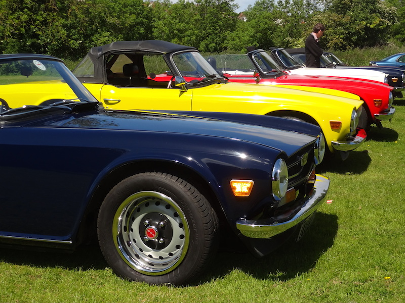 Staffs and Warwick - Birmingham Group Concours