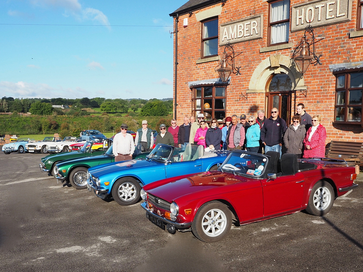 Derbyshire Dales Club Night - Wednesday, 12th September