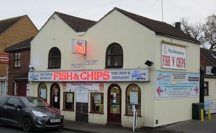 Camb Followers Evening Visit for Fish & Chips