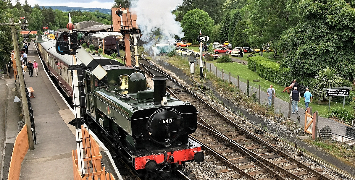Devon Group - Trains & Triumphs