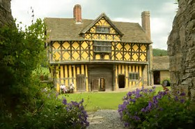 Wye Dean - A visit to Stokesay Castle, Craven Arms, Shropshire