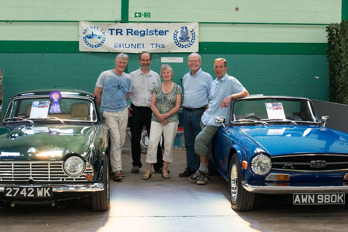 Brunel Group - Bristol Classic Car Show