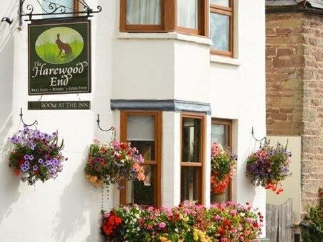 Wye Dean - Monthly meet at Harewood End Inn