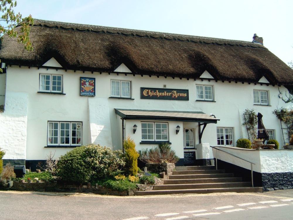 Devon Group - Sunday Lunch