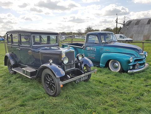 Kent Group | Headcorn Classic Car Show