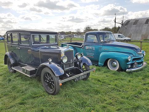Kent Group | Headcorn Classic Car Show