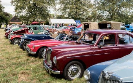 Kennet Valley TR Group to attend The Stockfest Classic Car Show 2017