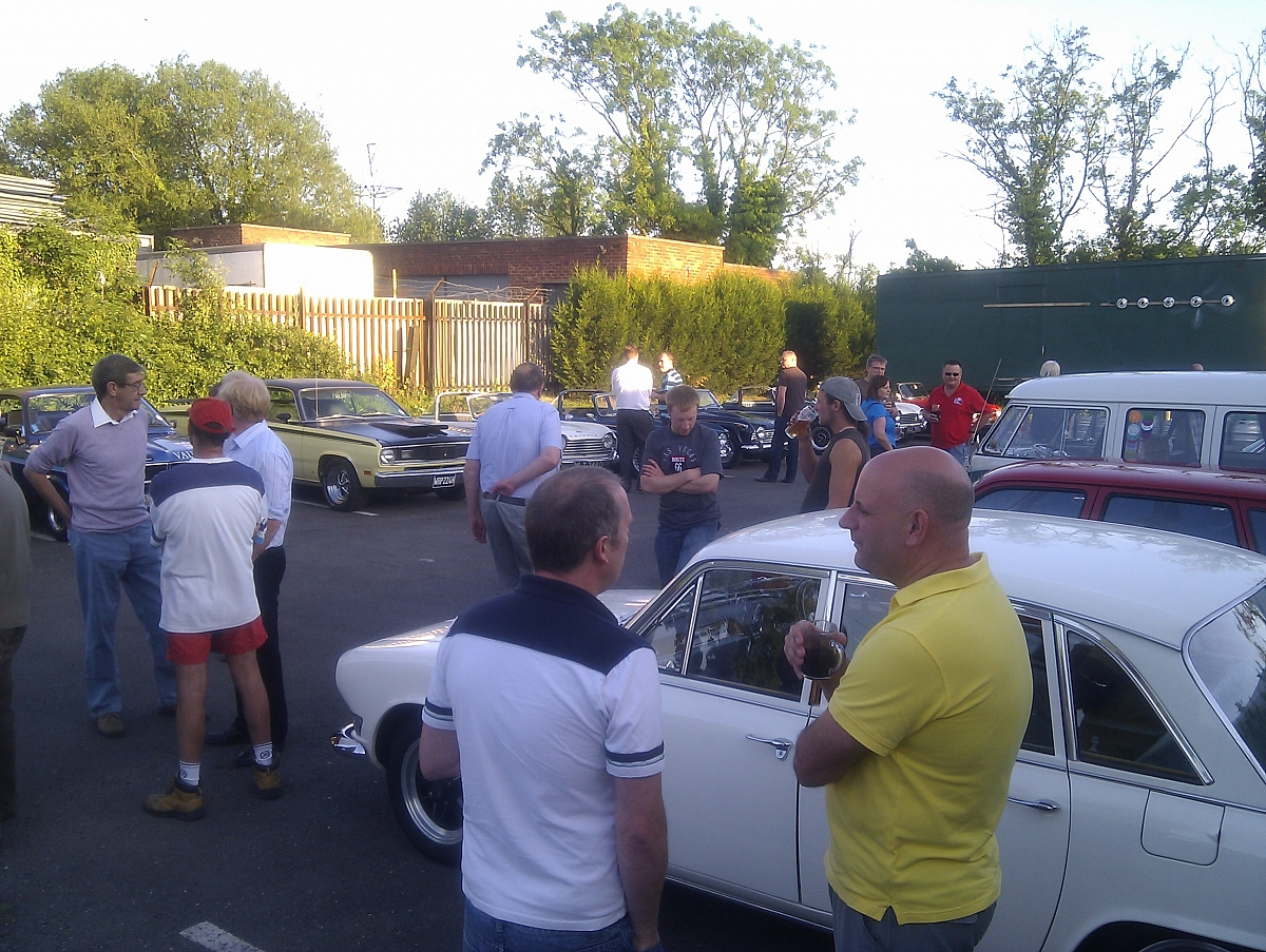 Trent Group Annual Concours Meeting