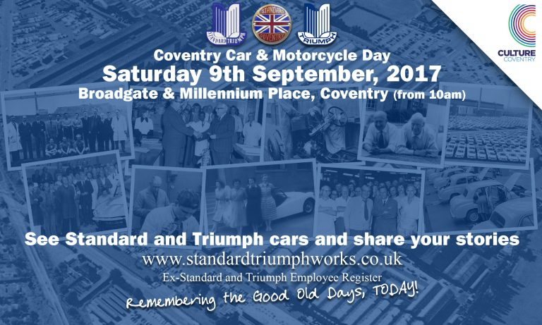 Coventry Car and Motorcycle Day