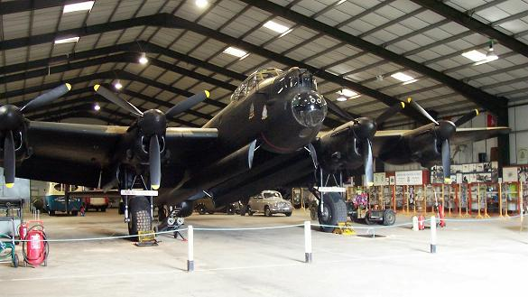 Camb Followers-  Lincolnshire Aviation Heritage Centre