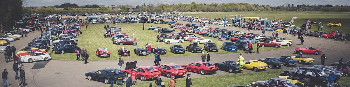Bicester Heritage Sunday Scramble 1st October 2017 - Ticket Dead line 24th September 2017